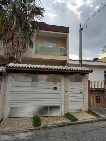 Sobrado Residencial À Venda, Vila Jaguara, São Paulo. - So3634