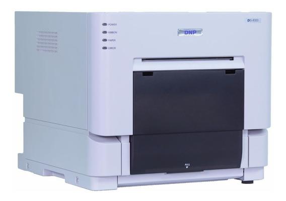 Impressora Dnp Rx1 -com 700 Fotos De Brinde (cabine / Totem)