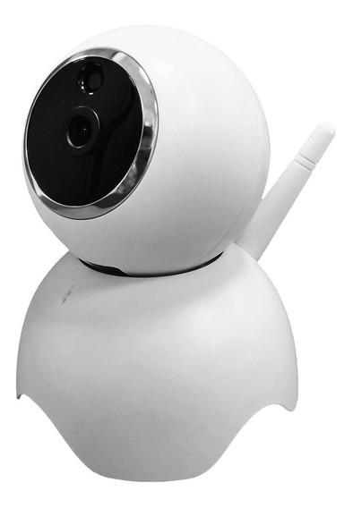 Camara De Seguridad Ip Microsd Motorizada Nocturna Sd Wifi