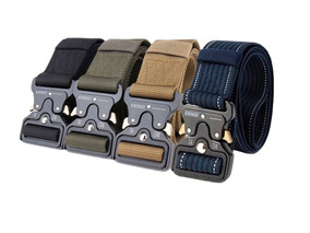 Cinturón Táctico Militar Tipo Asalto Envio Gratis