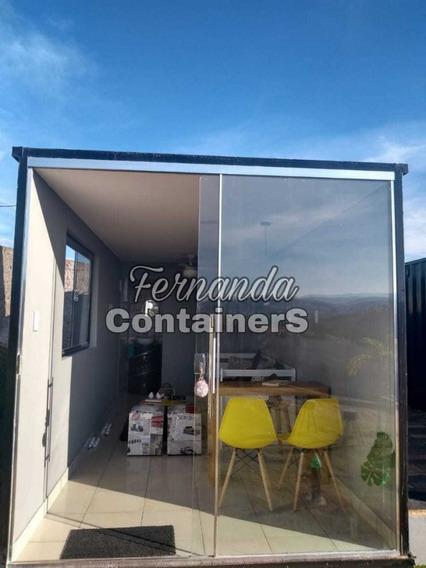 Escritório Container!! Com Isolamento Térmico !!!!