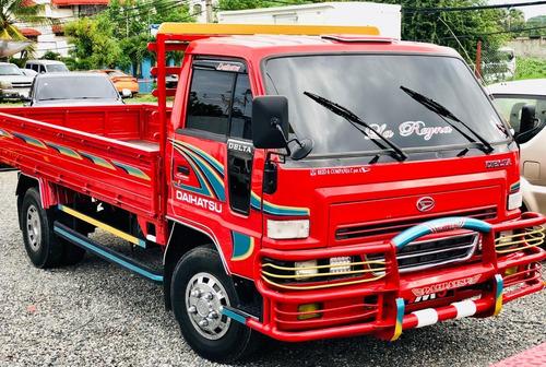Super Oferta Camion Daihatsu Delta 2007 Cama Larga Original
