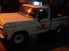 Ford F-100 Ford 100 Modelo 73