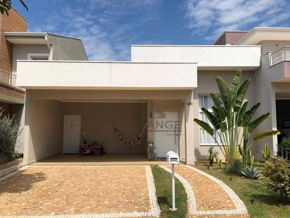 Casa Com 3 Dormitórios À Venda, 163 M² Por R$ 826.000 - Parque Brasil 500 - Paulínia/sp - Ca13971