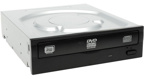 Imagen 1 de 4 de Quemadora  Interna Lite On 24x Dvd- Rw Ihas124-14 Fu