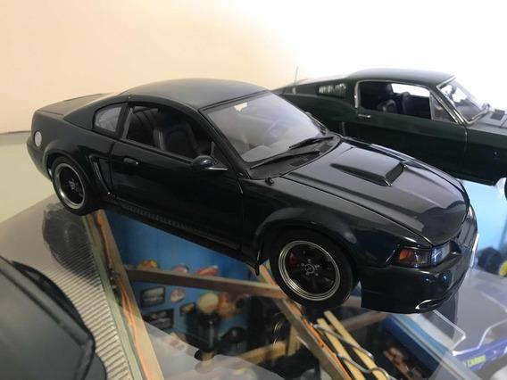 Mustang Bullitt 1/18 Autoart ! M Ertl Greenlight Maisto Lane