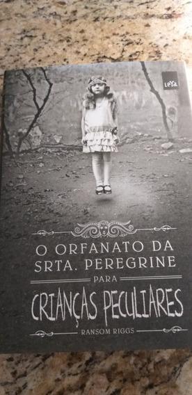 O Orfanato Da Srta. Peregrinar Para Crianças Peculiares