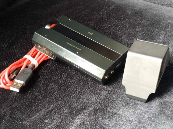 Creative Sound Blaster E5 Amplificador Fones E Dac