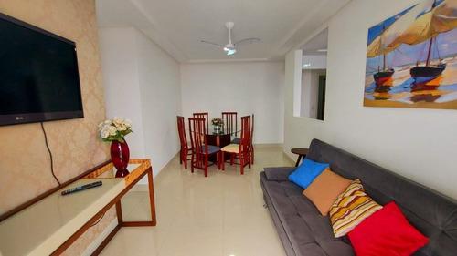 Apartamento Em Centro, Guarapari/es De 50m² 1 Quartos À Venda Por R$ 380.000,00 - Ap977760