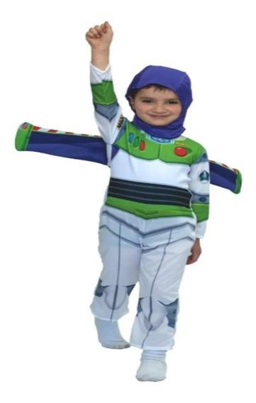 Disfraz Toy Story Buzz Lightyear Original Disney New Toys