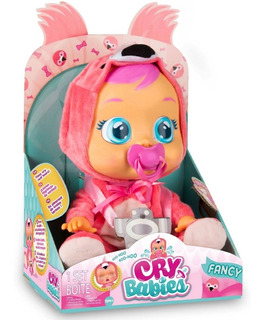Fancy Cry Babies Bebes Llorones Baby Boing Toys Entrega Ya!