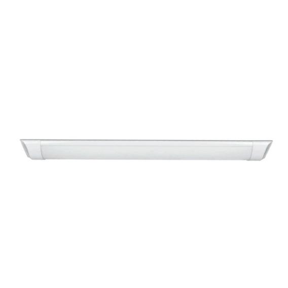 Luminária Led 120cm 36w 6500k Branca Rowma