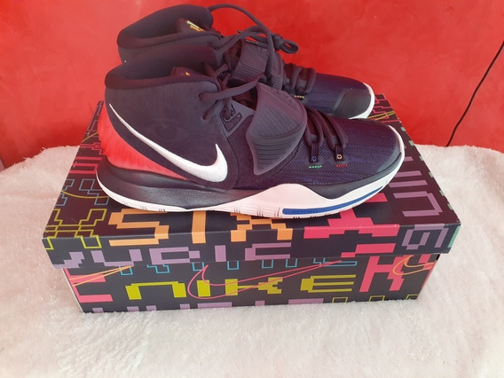 Tenis Nike Basketbol Kyrie 6 Grand Purple