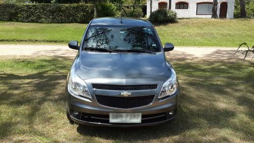 Chevrolet Agile Ltz - Full - 2012 - 100.000km