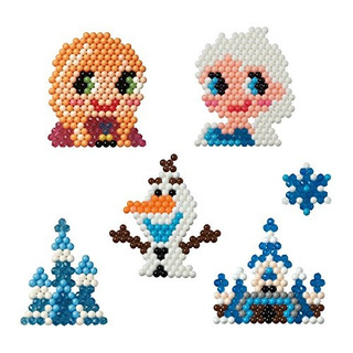 Playset Aquabeads Disney Frozen