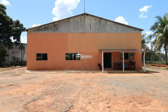 Galpão Distrito Agroindustrial - 5741