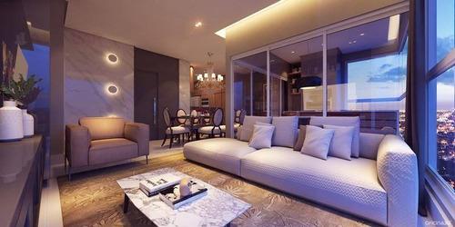 Apartamento À Venda, 115 M² Por R$ 1.210.000,00 - Meia Praia - Itapema/sc - Ap0815
