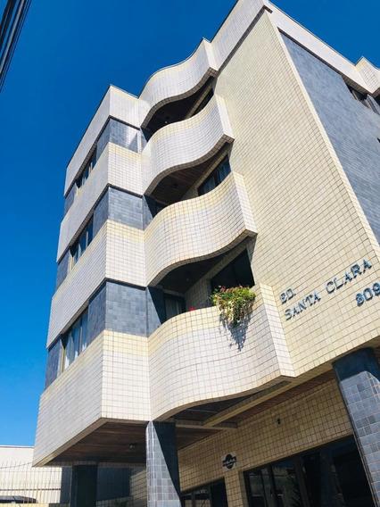 Apartamento Em Centro, Ponta Grossa/pr De 153m² 3 Quartos À Venda Por R$ 380.000,00 - Ap513085