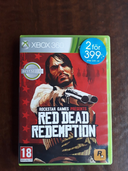 Red Dead Redemption - Original Xbox 360