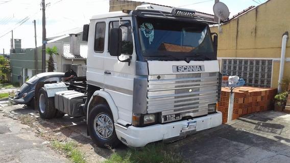 Caminhao Scania R112 Toco 4x2 Ano 1988
