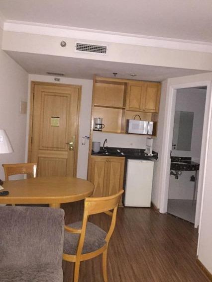 Flat 1 Dormitório Locação - Pinheiros - Fl3307