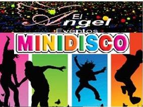 Minidisco Teen A Domicilio Dj-luces-pantalla Gigante