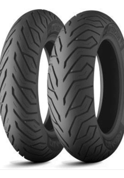 Pneu 100/80-16 + 120/80-16 Michelin City Grip Cityclass 200i