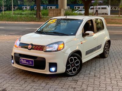 Fiat Uno Sporting 1.4 Impecavel Baixa Km 2mil Entrada+850mes