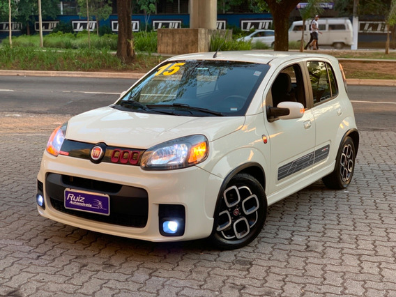 Fiat Uno Sporting 1.4 Impecavel Baixa Km Metro Vila Prudente