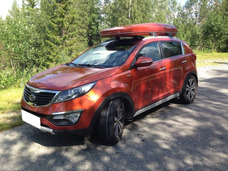 Kia Sportage 2,0 Crdi Exclusive
