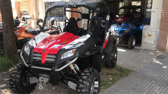 Utv Gamma Zforce 625 Co 480 Kilometros Impecable