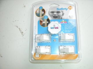 Safety 1st Tot-lok Deluxe Starter Kit Artículo # 55155