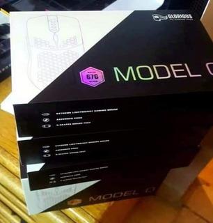 Mouse Gamer Glorious Model O Ultra Ligero Color Negro