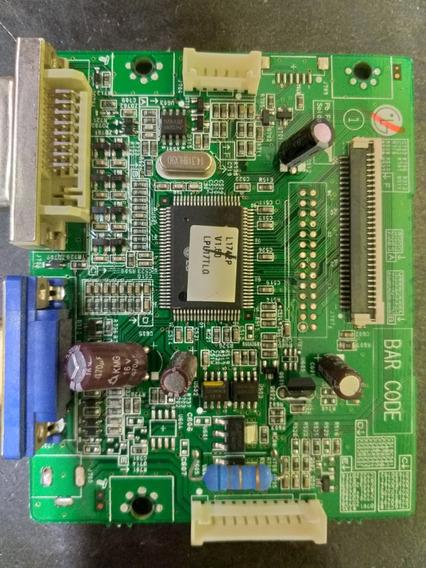 Placa Sinal Monitor Lg L1742p Eax41608402(0)