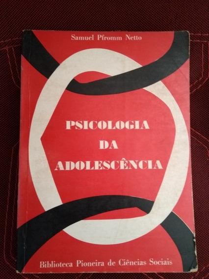 Livro Psicologia Da Adolescência