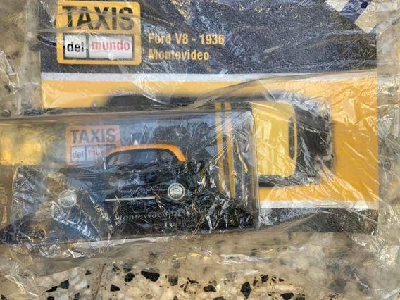 Ford V8 Taxis Del Mundo