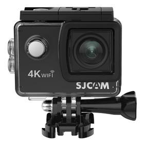 Sj4000 4k + Cartão 32gb Class10 + Bateria - Sjcam Original