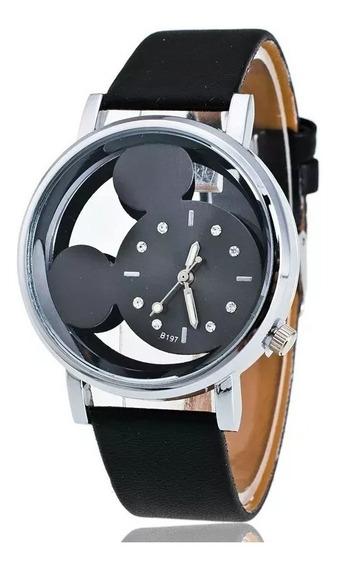 Relógio Mickey Original Disney De Pulso Novo E Lacrado