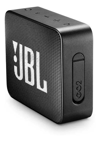 Caixa De Som Bluetooth Jbl Go 2 Portátil Original + Nf