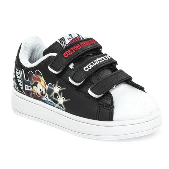 Zapatillas Disney Flow Mickey Race Luces Addnice Mundomanias