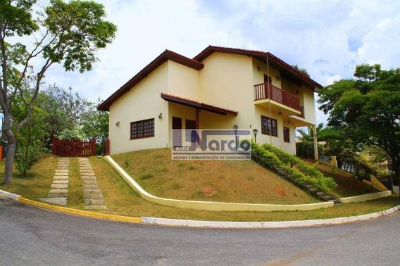 Casa Para Alugar Em Bragança Paulista, Condomínio Residencial Santa Helena 2 - Ca0313