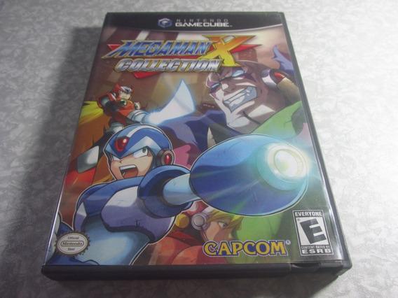 Game Cube - Megaman X Collection - Original Americano