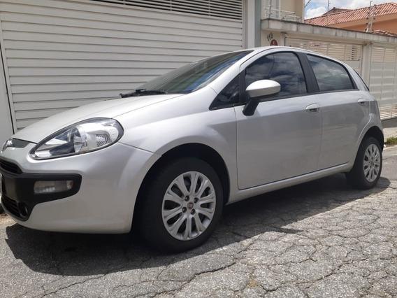 Fiat Punto Punto Attractive 1.4 (flex) 5p - Completo