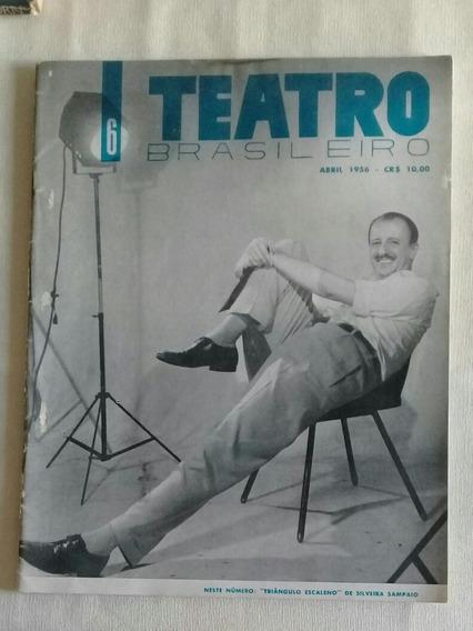 Revista Teatro Brasileiro ( Abril 1956 )