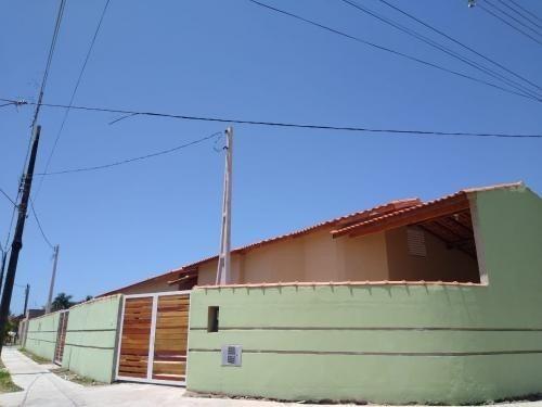 Casa Com Piscina No Cibratel 2 Em Itanhaém Sp - 6484   Npc
