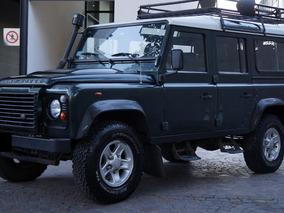 Land Rover Defender 2.4 Sw 110 7s 2010 181.000 Kms