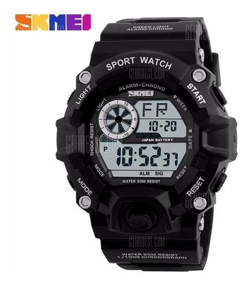 Relógio Masculino Skmei 1019 Prova D´água Pronta Entrega