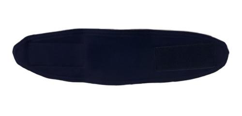 Imagem 1 de 1 de Extensor Para Compressa Termica Lombar Azul