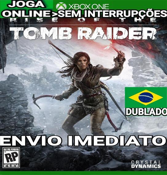 Rise Of The Tomb Raider Xbox One Digital Dublado Imediato!