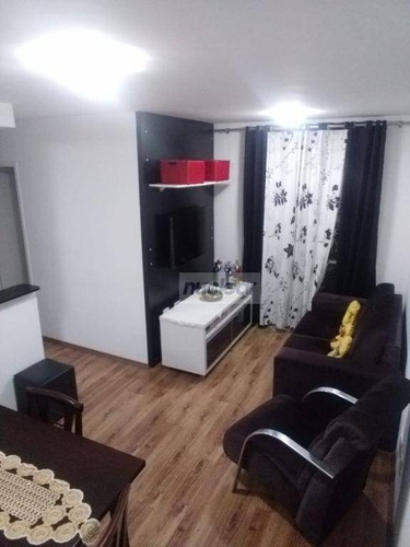 Imagem 1 de 20 de Apartamento Com 2 Dormitórios À Venda, 50 M² Por R$ 260.000,00 - São Mateus - São Paulo/sp - Ap1921